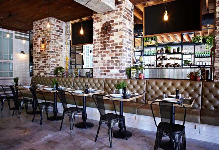 Francisco segarra muebles mesas y sillas para restaurante for Design interior cafe vintage