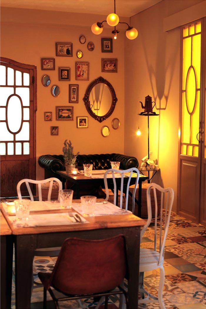 Muebles fs en el proyecto de interiorismo restaurante pica p for Bar restaurante
