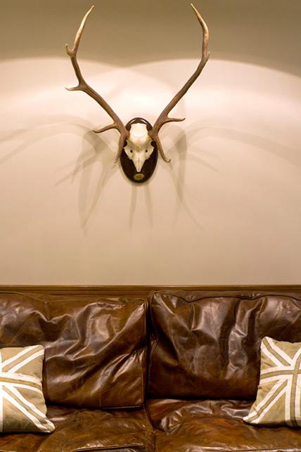 Fotos. proyecto de interiorismo café Murillo.