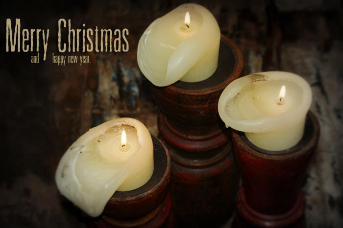 Imágenes de la felicitación de navidad 2013 de Francisco Segarra