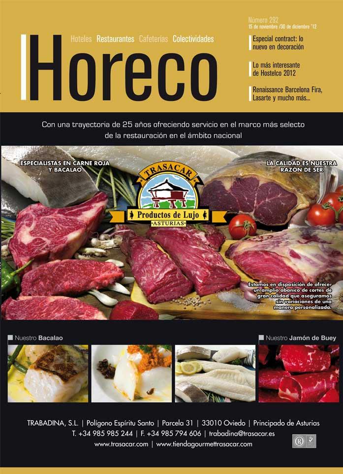 Imágenes de Horeco. Publicación especializada para el profesional hostelero
