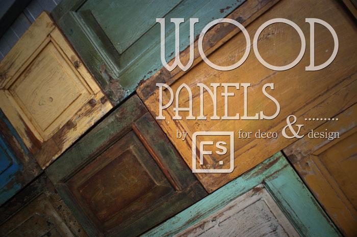 """Imágenes de la noticia """"paneles de madera para decoración en hostelería"""""""