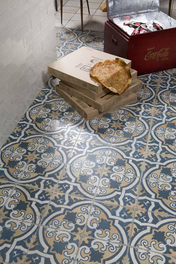 Noticia sobre Pizzery Memory de Peronda Cerámicas