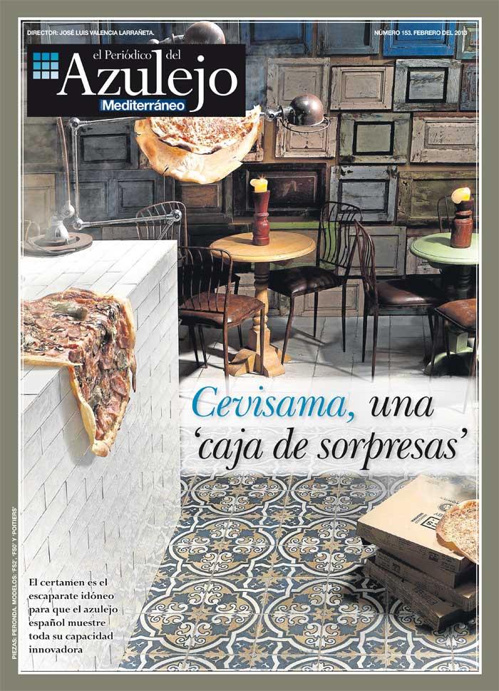 """Imágenes de la noticia """"Cevisama una caja de sorpresas"""" en el periódico del azulejo"""