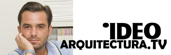 Imágenes de la noticia sobre la entrevista a Francisco Segarra en ideoarquitectura