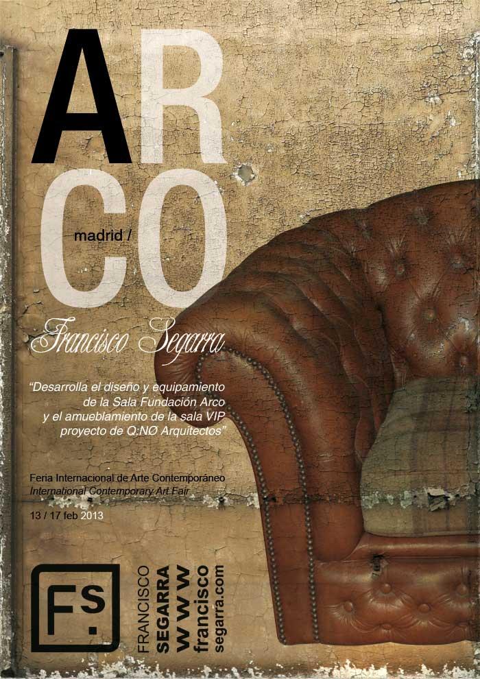Noticias sobre el Proyecto de interiorismo en la Sala Fundación Arco