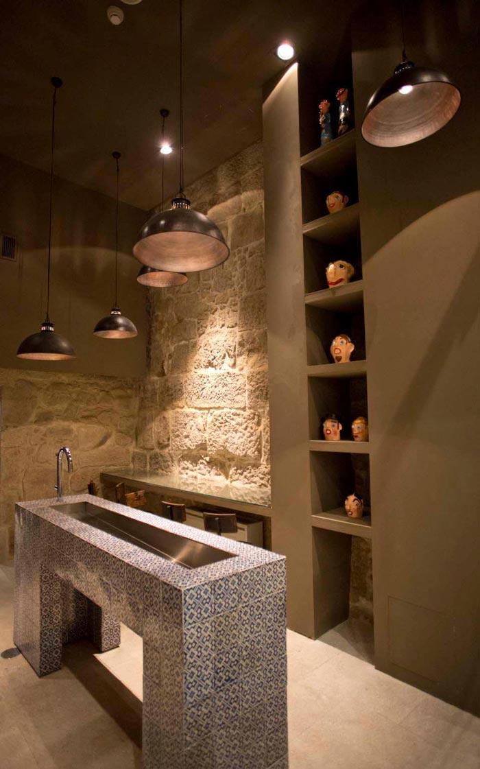 Imágenes del proyecto de diseño interior del hotel Carris Porto Ribeira