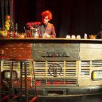 Barra de bar de Francisco Segarra en Havana 7 Teatro Calderón