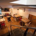 Imágenes de las mesas y sillas para interiorismo y decoración vintage