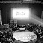 Imágenes de la escenografia del evento Havana 7 Historias que cuentan