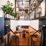 Imágenes del los muebles para locales de ocio FS muebles