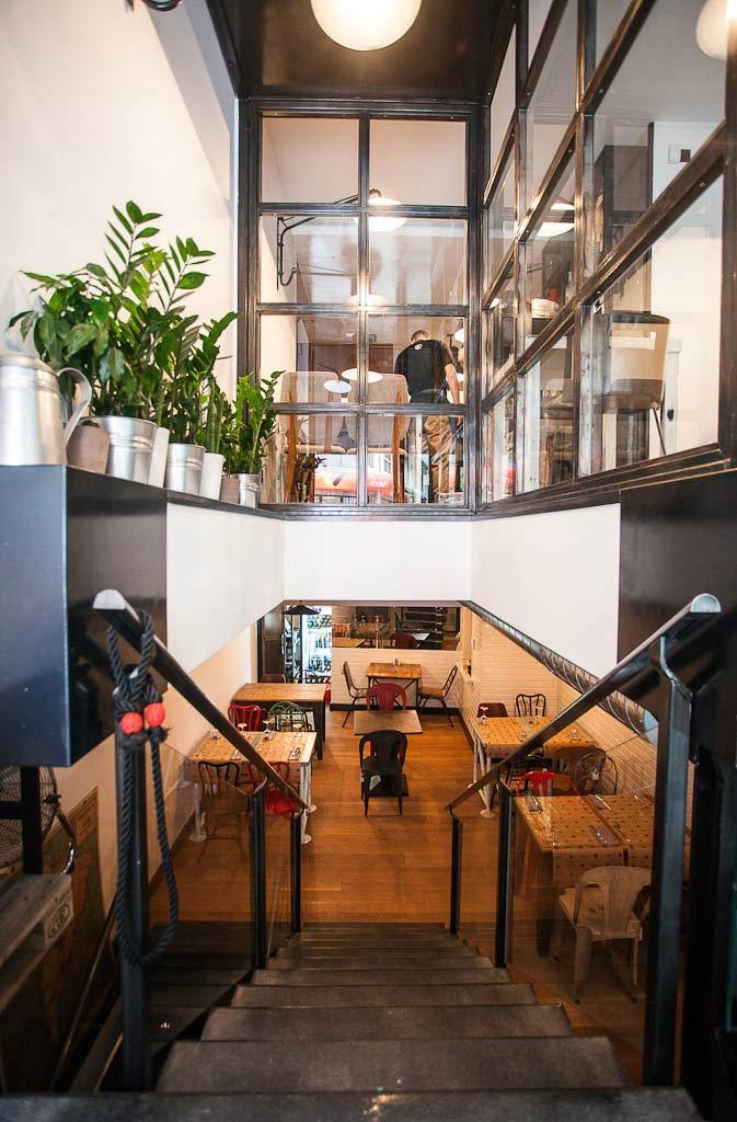 Proyectos interiorismo y reformas locales comerciales y bares for Ocio muebles