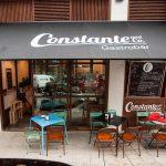 Imágenes de la terraza Gastrobar Constante & Co.