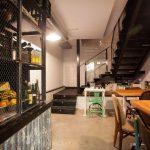 Imágenes de los muebles y antigüedades para ornamentación de restaurantes