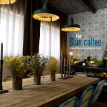 The Blue Coffee en Restaurant & Bar Design Awards