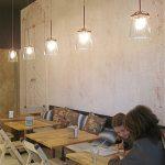 Fotos del proyecto de interiorismo en panadería Vallespà