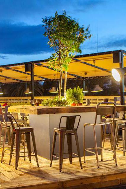 Mobiliario Vintage Decoraci 243 N Terraza De Cafeter 237 A Il Rosso