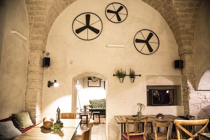 Imágenes de proyectos de interiorismo vintage para hostelería