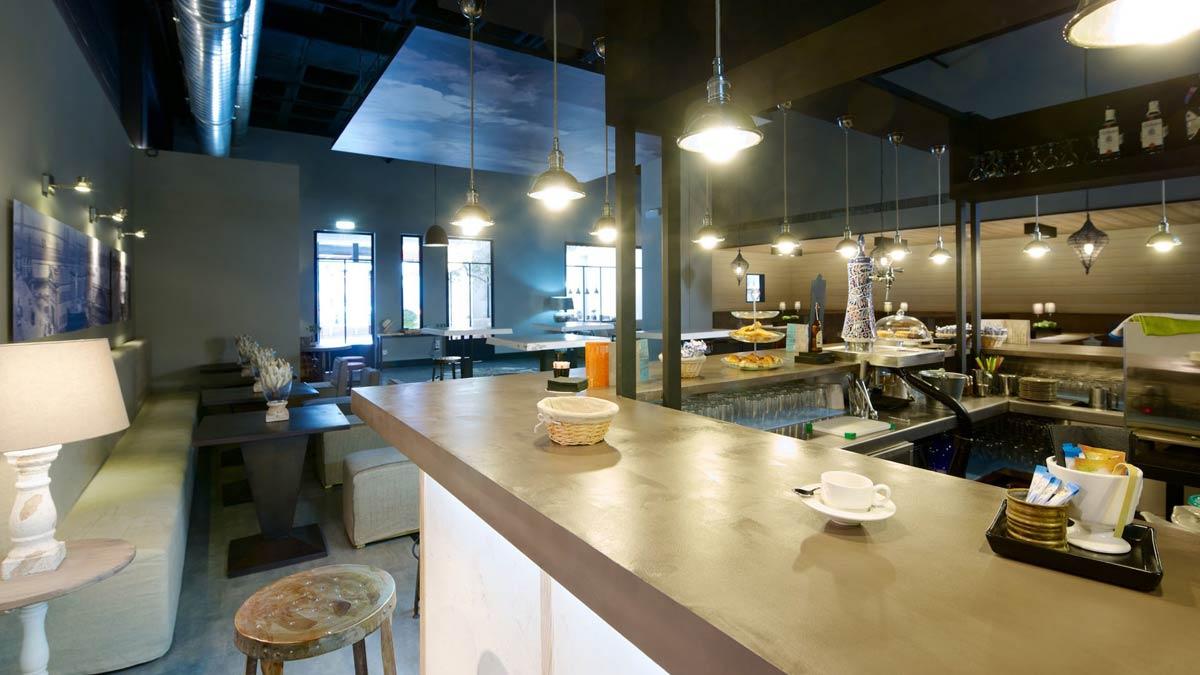Imágenes de proyectos de interiorismo y decoración de restaurantes
