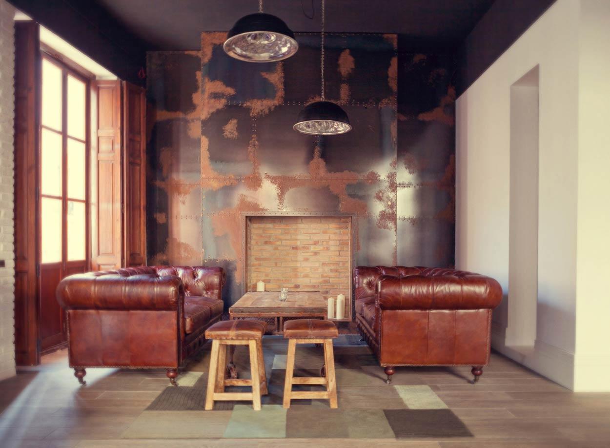 Arquitectura de interiores vintage forn le petit pain for Arquitecta de interiores