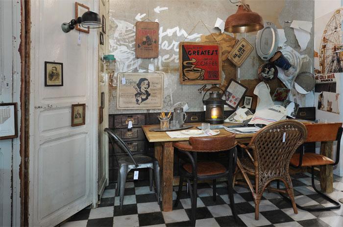 Fotos del mobiliario vintage del diseñador de muebles Francisco Segarra