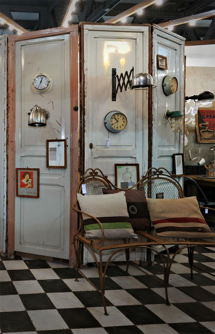 Foto de los muebles y complementos para interiorismo Francisco Segarra.