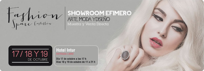 Foto de la noticia sobre el Showroom efímero Fashion Space Castellón