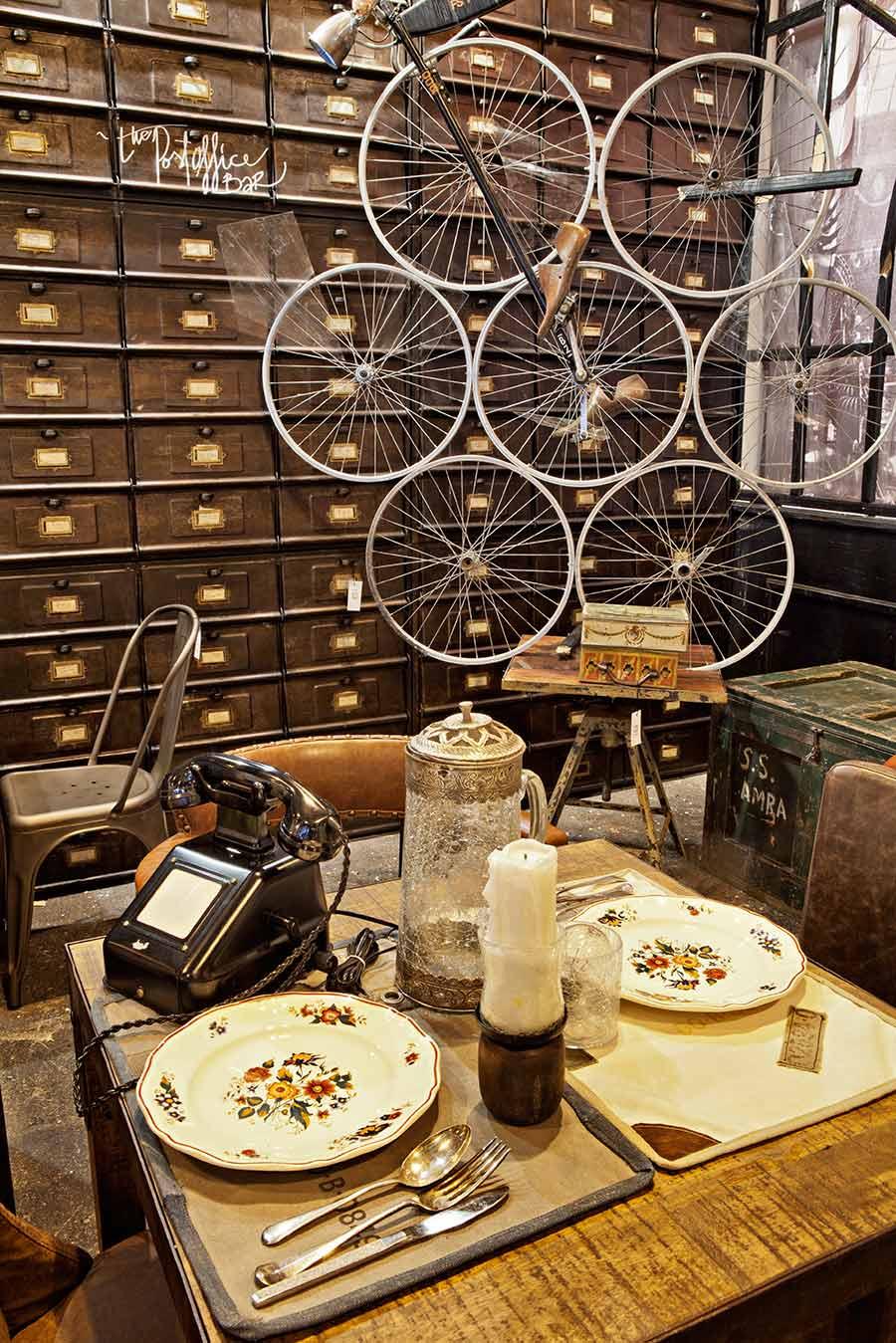 Imagen de la noticia sobre Francisco Segarra mobiliario para decoración online.
