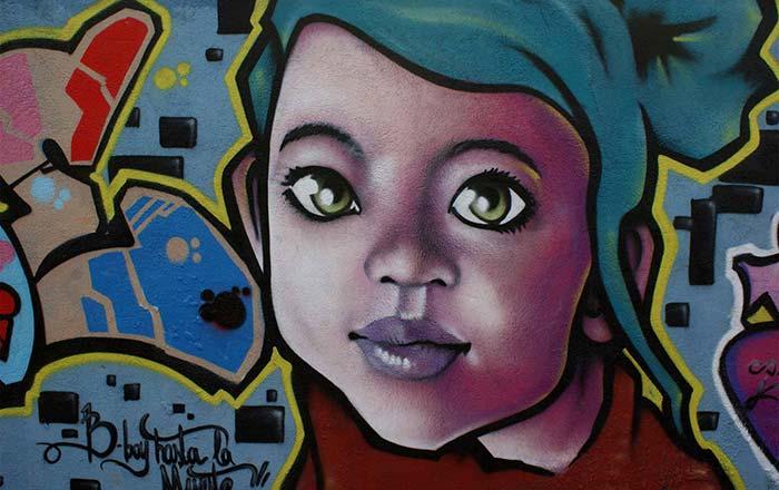 Imagen de la noticia sobre los Graffitis y cuadros modernos decorativos de venta online.