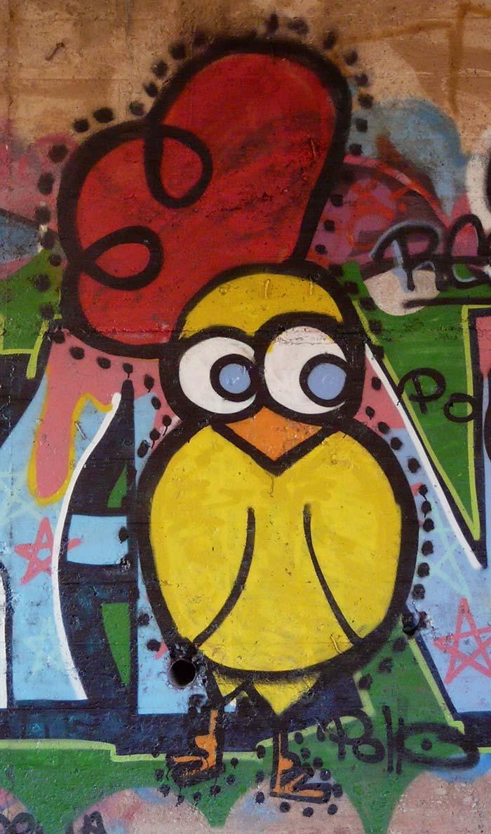 Noticias sobre los Graffitis murales decorativos de todos los estilo para locales de moda.