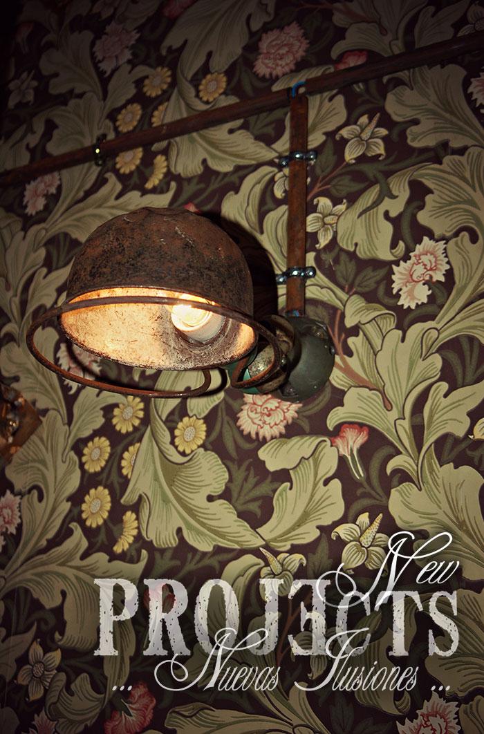 Imagen de las lámparas Francisco Segarra en su nuevo showroom.