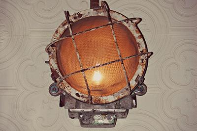 Imagen de las luminarias vintage & industrial de Francisco Segarra.