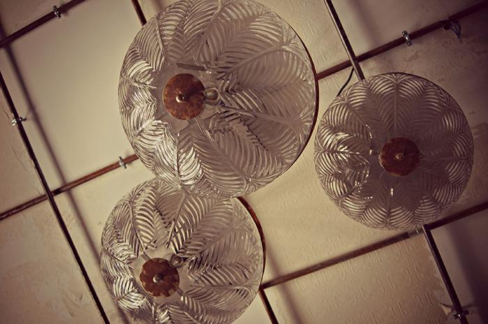 Imágenes de las lámparas vintage Francisco Segarra.