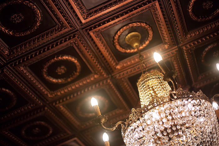 Fotos del diseño interior para locales de ocio. Gastropub La Clef d'Or de Niza