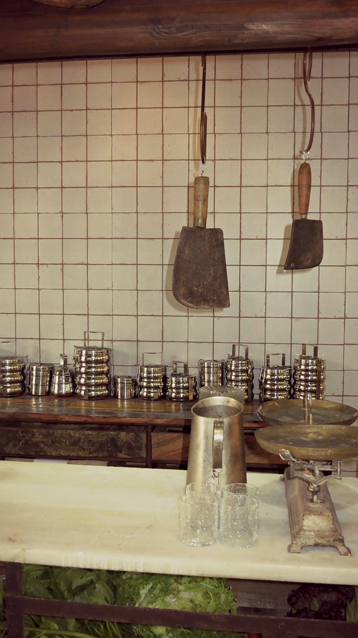 Fotos mobiliario para hostelería estilo industrial Francisco Segarra.