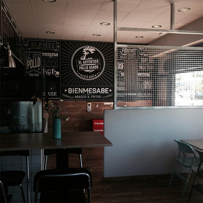Fotos de Bienmesabe. Proyectos de interiorismo para hostelería.