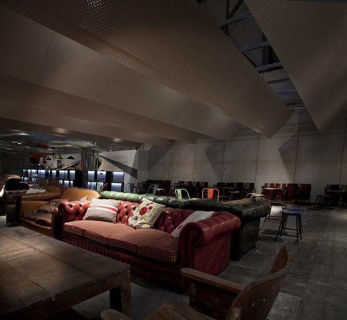 Imágenes de la noticia sobre proyectos de interiorismo en restaurantes.