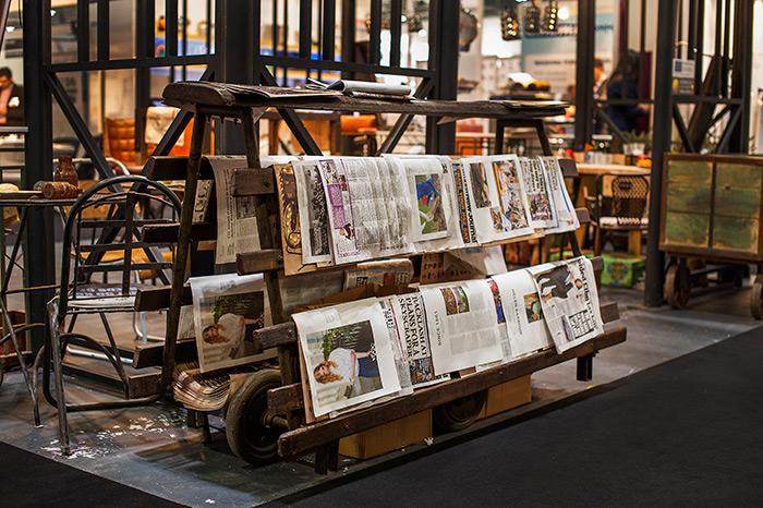 Imágenes de las antigüedades y mobiliario de la firma Francisco Segarra.