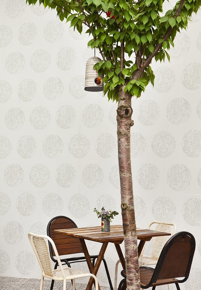 Imagen del mobiliario de la firma Francisco Segarra