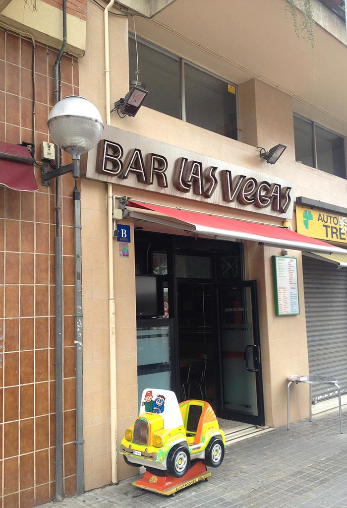 Imagen de la noticia sobre reformas en restaurantes y comercios.
