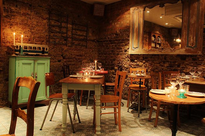 Proyectos Decoraci N Restaurantes Londres Blanchette