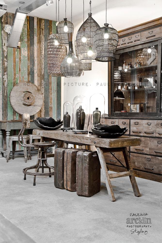 Imagenes de proyectos de interiorismo comercial paulina for Goedkoop interieur