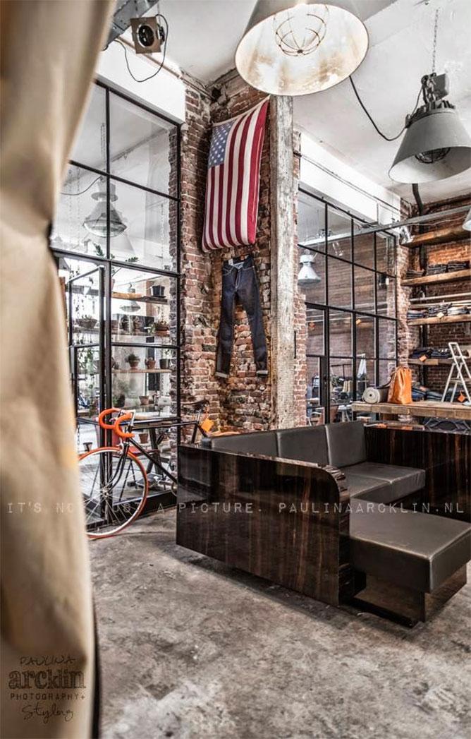 Fotos. Noticias sobre proyectos de interiorismo comercial.