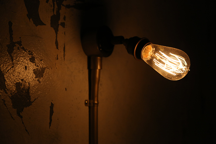 Fotos. Iluminación industrial para bares.