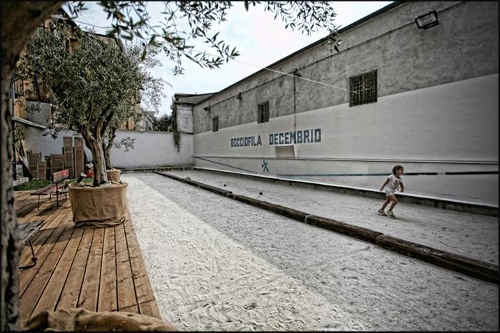 Fotos. Terraza Ostería U Barba.