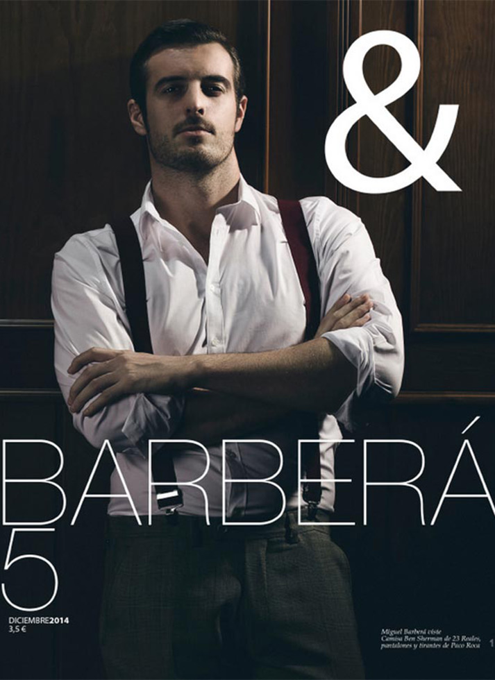 Francisco Segarra. And magazine #5