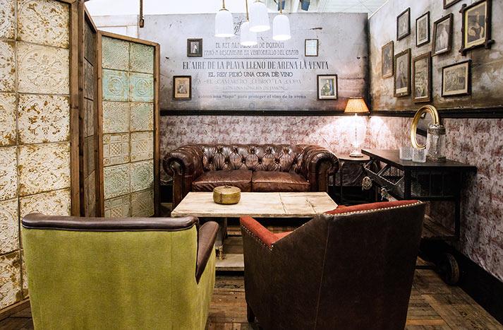 Fotos. Mobiliario para hoteles, restaurantes, cafeterías...
