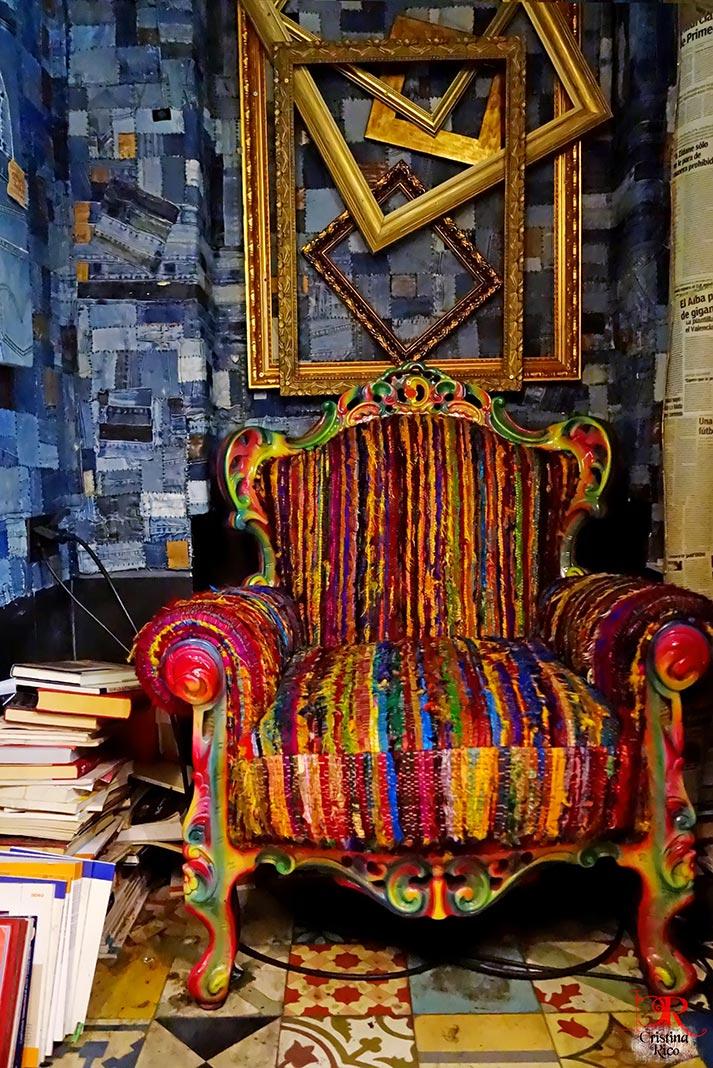Fotos. Proyectos de interiorismo y decoración ecléctica.