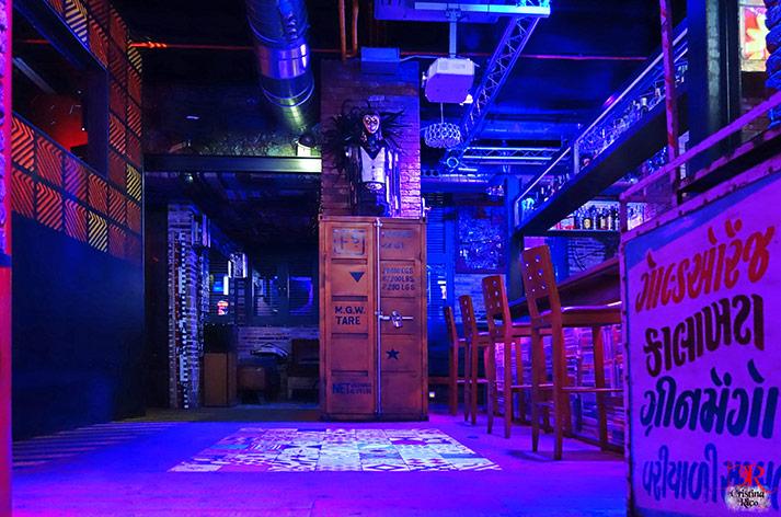 Fotos. Proyectos de interiorismo en pubs.