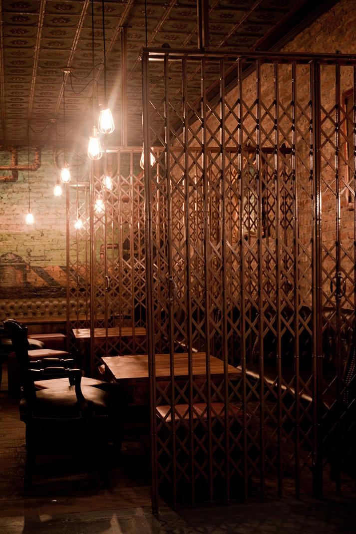 Proyectos de interiorismo y decoración de restaurantes.